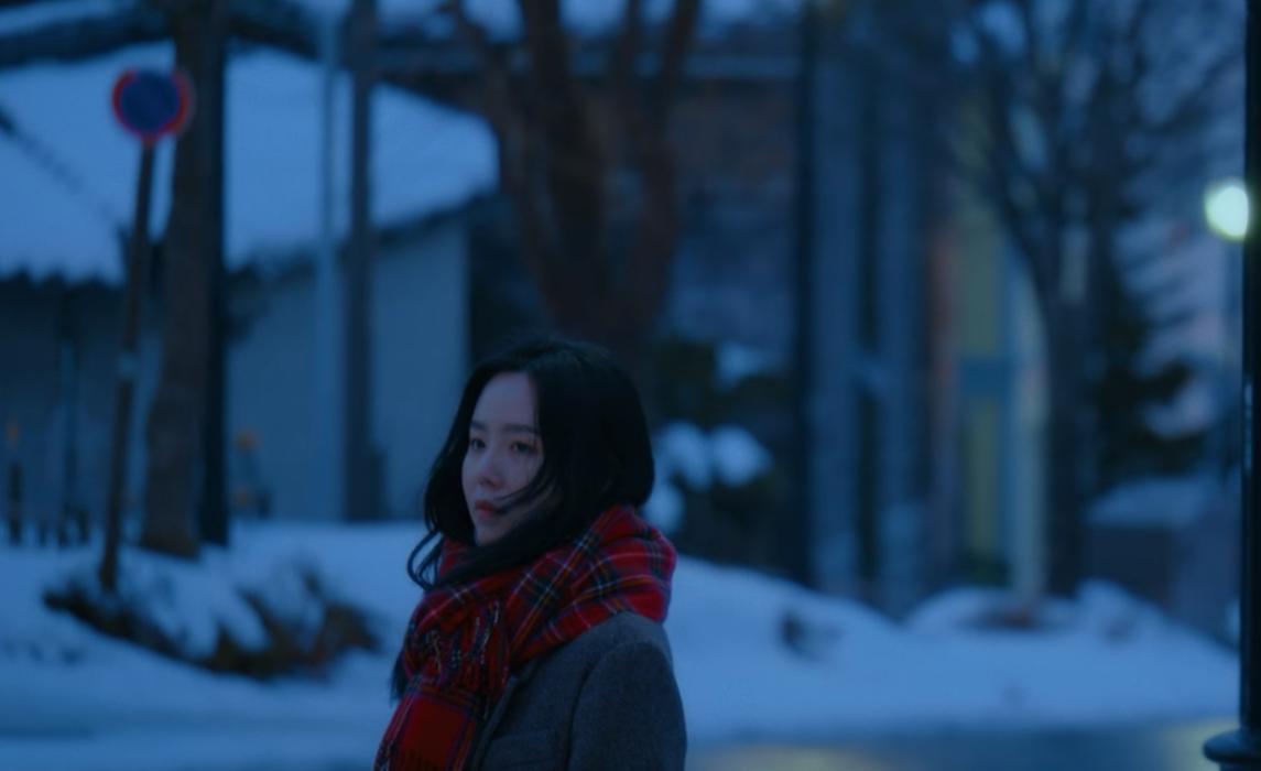 Fromm drinks hot coffee in the snow in 'Firefly' MV https://t.co/Txda443gEg