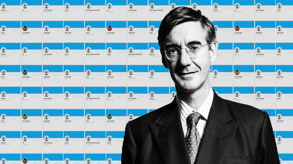Isobel Cockerell @isocockerell from @codastory on how the online persona of British MP Jacob Rees-Mogg is boosted from the Kremlin troll farm. https://bylinetimes.com/2019/02/19/how-russian-bots-amplify-britains-jacob-rees-mogg/…