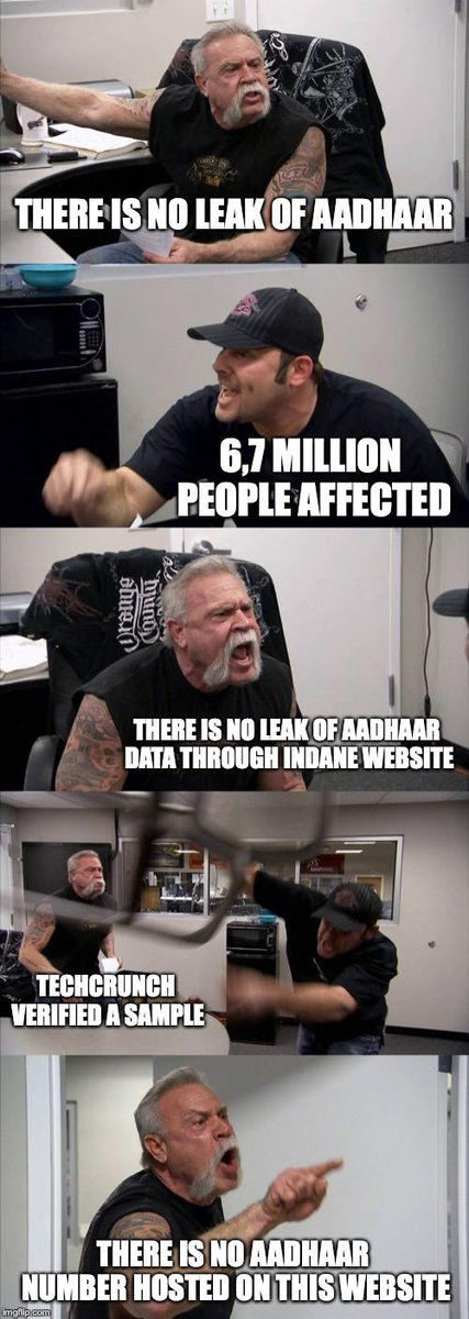 A classic #Aadhaar leak  <br>http://pic.twitter.com/IKV1DhOKOP