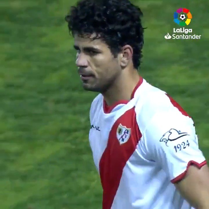 #OnThisDay in 2012...  @diegocosta was on the rampage with @RayoVallecano! ⚽⚡⚽    #LaLigaHistory