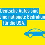 Image for the Tweet beginning: Deutsche Autos sind keine nationale