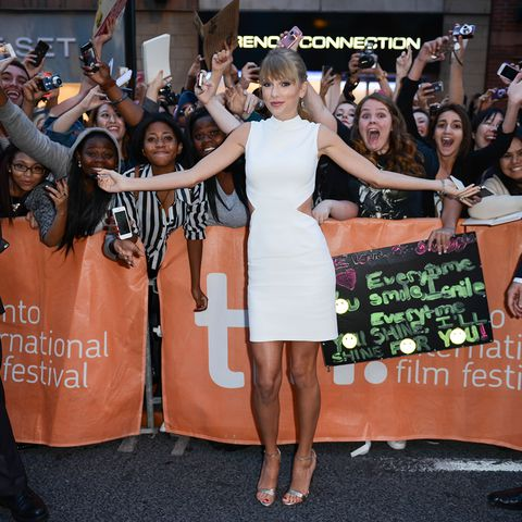 Taylor Swift isthe youngest Grammy winner for album of the year.  She took home a trophy in 2010 for her album Fearless. At 20 years old! <br>http://pic.twitter.com/DO2h9VHKWB