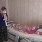 Image for the Tweet beginning: .@M_AndersonSF meets Kurdish hunger strike