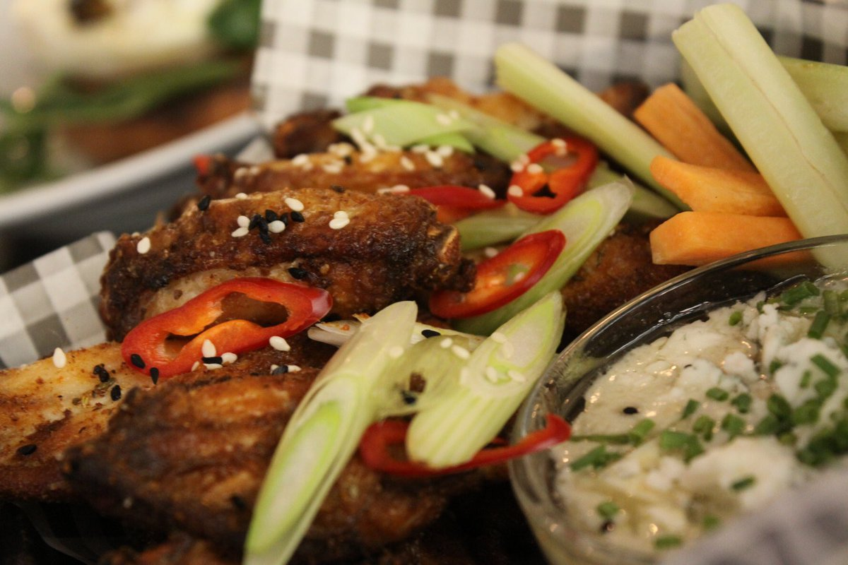 Its #TastyTuesday and we fancy a few Old Bay Wings for lunch! Open from 12 pm 🍽 #chickenwings #wings #foodie #lunch #whiskeybar #lovekillarney