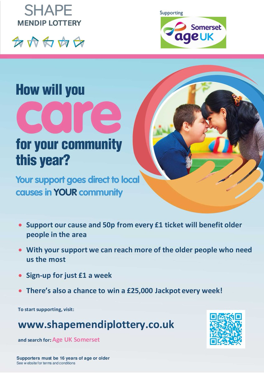 Age UK Somerset's photo on #charitytuesday