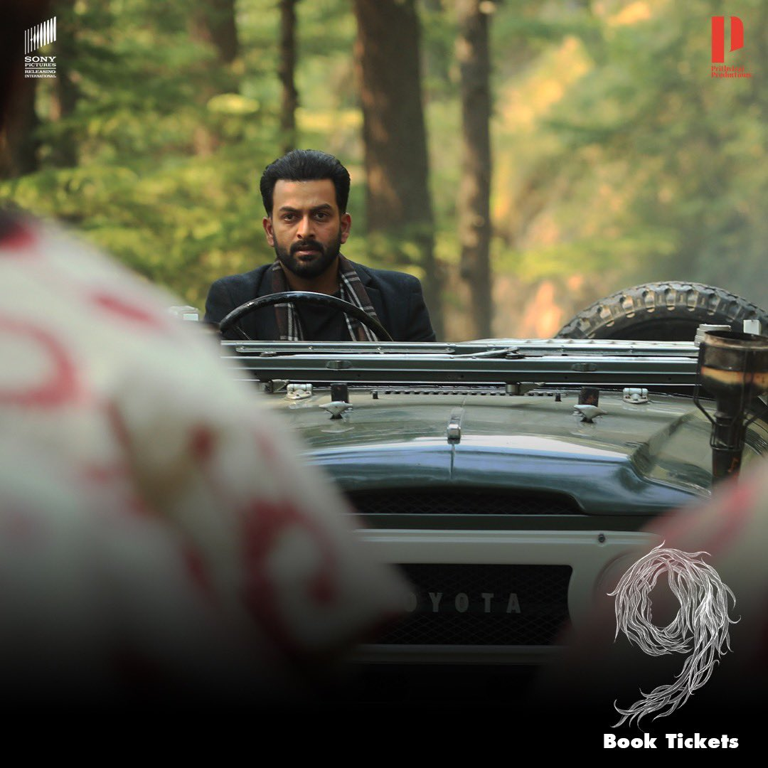Things will get worse before they get better   #9Movie - Experience Malayalam cinema like never before  @PrithviOfficial @PrithvirajProd  @SonyPicsIndia @Poffactio @GabbiWamiqa @SonyMusicSouth