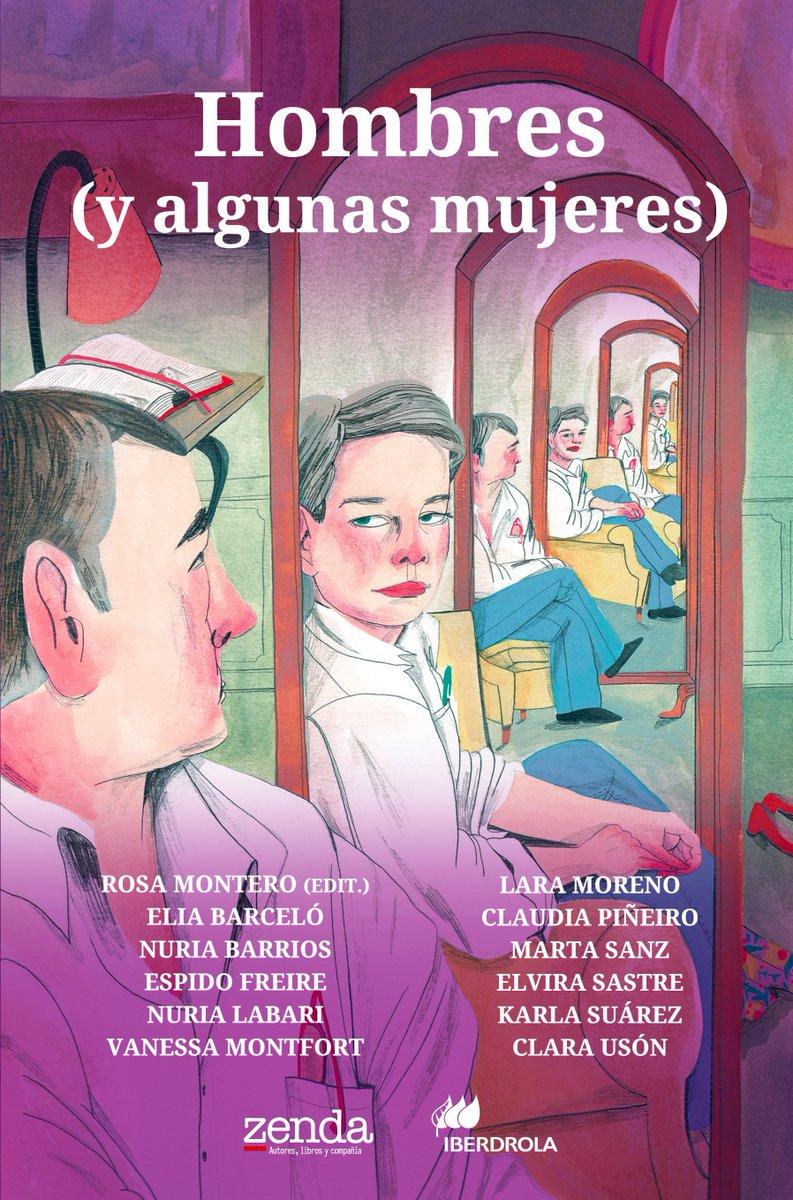 Hombres (y algunas mujeres), coordinado por Rosa Montero