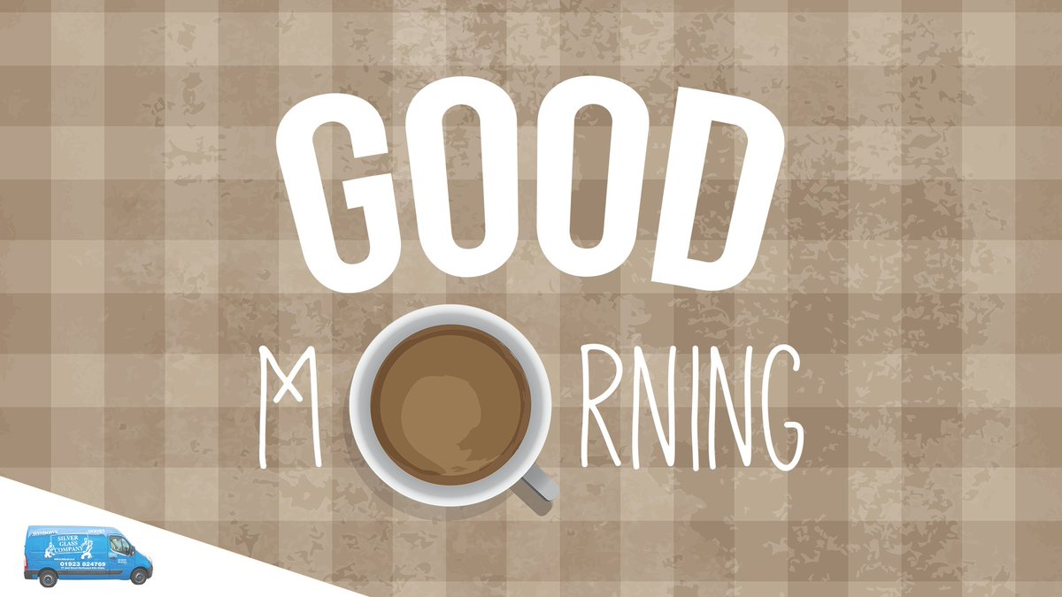 Good Morning World 🌍☕️👍 Hope your week's been brilliant so far...more updates 📸 coming up soon! 📲01923 824 769 💻 http://ow.ly/cmy150lGmFT @CWGChoices #Silverglassltd #contractor #goodmorning #coffee