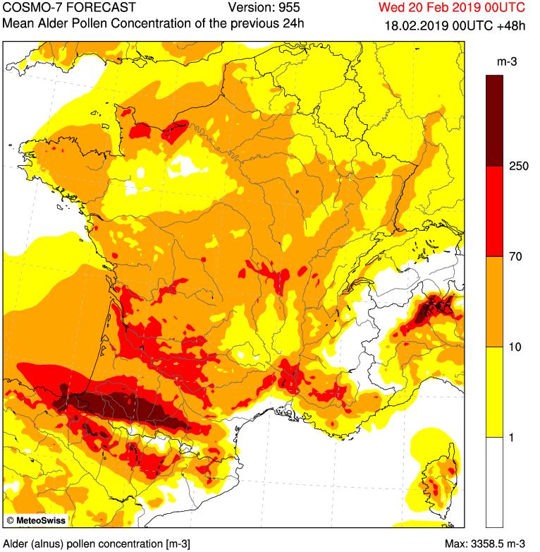 Réseau National de Surveillance Aérobiologique ( rnsa pollen)   Twitter 032f3328518