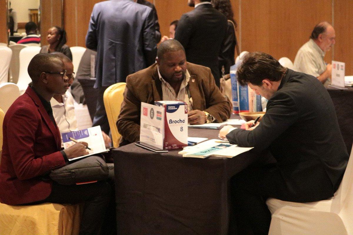 HAPPENING NOW: IKMIB Medical & Pharma B2B Meetings Nairobi. #Turkey #Kenya #B2B #Medical #Pharma