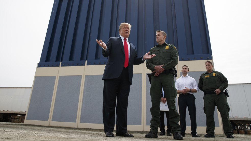 California and 15 other states have filed a lawsuit against President Donald Trump's emergency declaration to fund a wall on the U.S.-Mexico border.    https://t.co/q4FdRFZ6sN