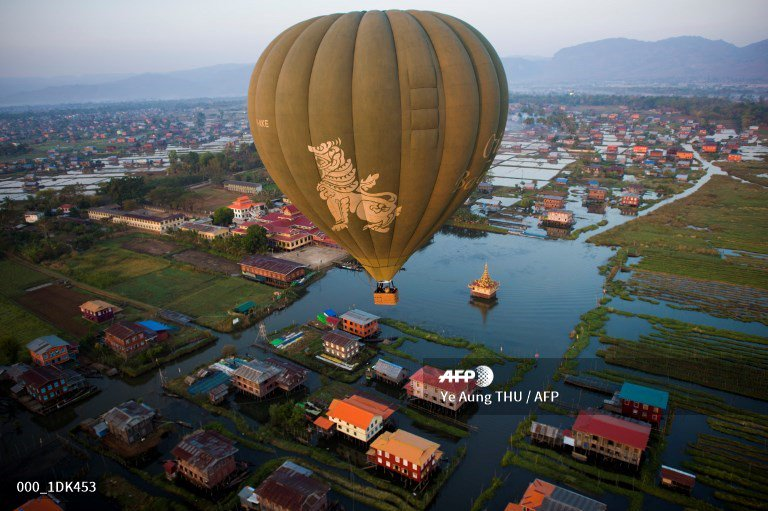 🇲🇲 The race to save Myanmar's Inle Lake #AFP https://t.co/rFxOtjg9lu 📸 @ye_aung_thu  More pictures on AFPForum :   https://t.co/TXzTi26Yv0
