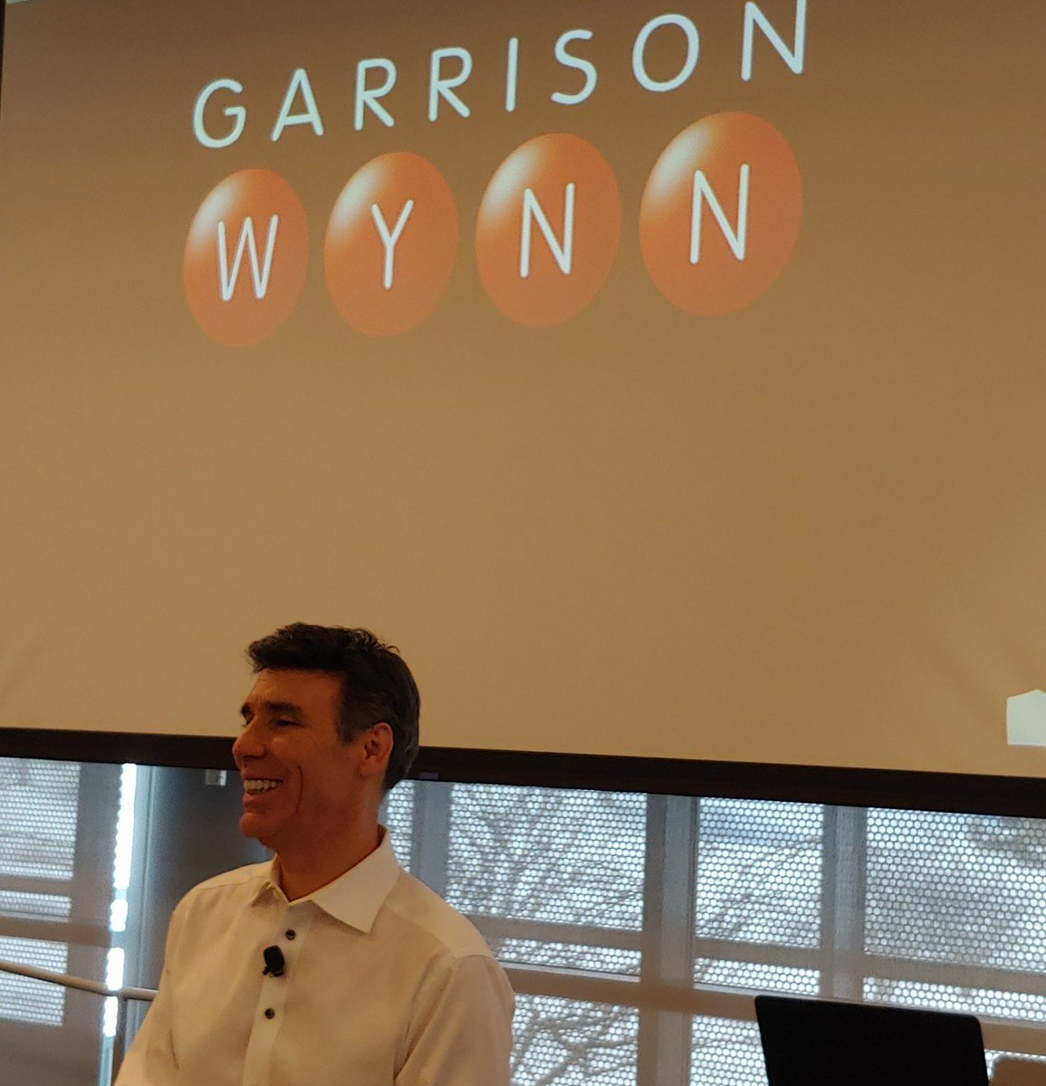 """Communication is like the basics of mechanical engineering, the more moving parts you have the more likely it is to break down!"" – Garrison Wynn #innovateinfluence #HR #Leadership #Love #communication #TuesdayMorning #eventprofs #meetingprofs  http:// Garrisonwynn.com  &nbsp;  <br>http://pic.twitter.com/R72O1u3oQa"