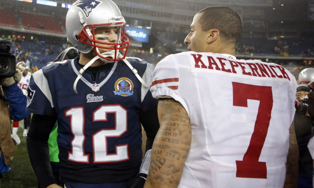 Colin Kaepernick to the Panthers? Patriots?   His lawyer believes one of those two teams will sign him soon  Read: https://trib.al/umfgt1J