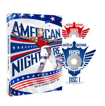 JUST RELEASED @ROHProShop: the definitive #ROH x @CodyRhodes collection!  17 matches including his World Championship win and defenses, Texas Death Match, teaming with @StephenAmell, #BulletClub and more!  Own it NOW: https://buff.ly/2U0WIgY #HonorClub saves 15%!