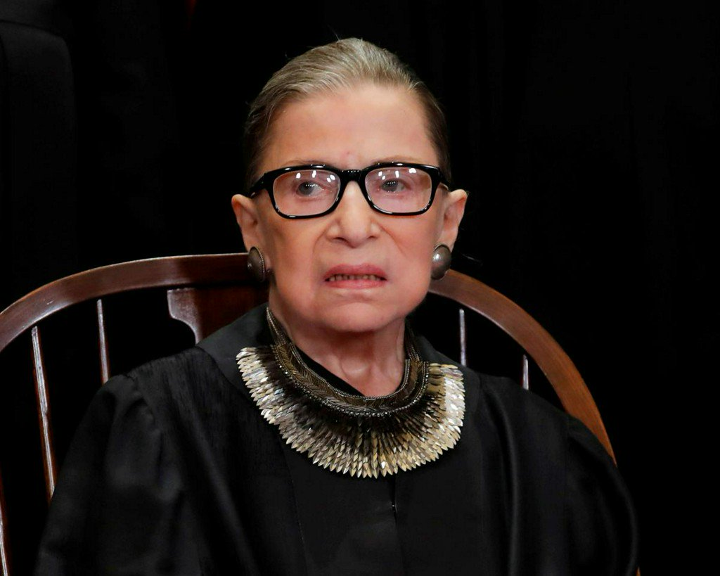 U.S. Supreme Court Justice Ginsburg to attend arguments after cancer bout https://t.co/E0wlaKRPRQ