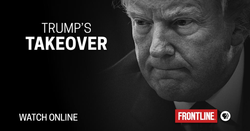 'Trump's Takeover,' which goes inside President Trump's high-stakes battle for control of the GOP, won a 2019 Writers Guild Award. Congratulations to Michael Kirk and @m_wiser!  https://t.co/m1OPwipMqO
