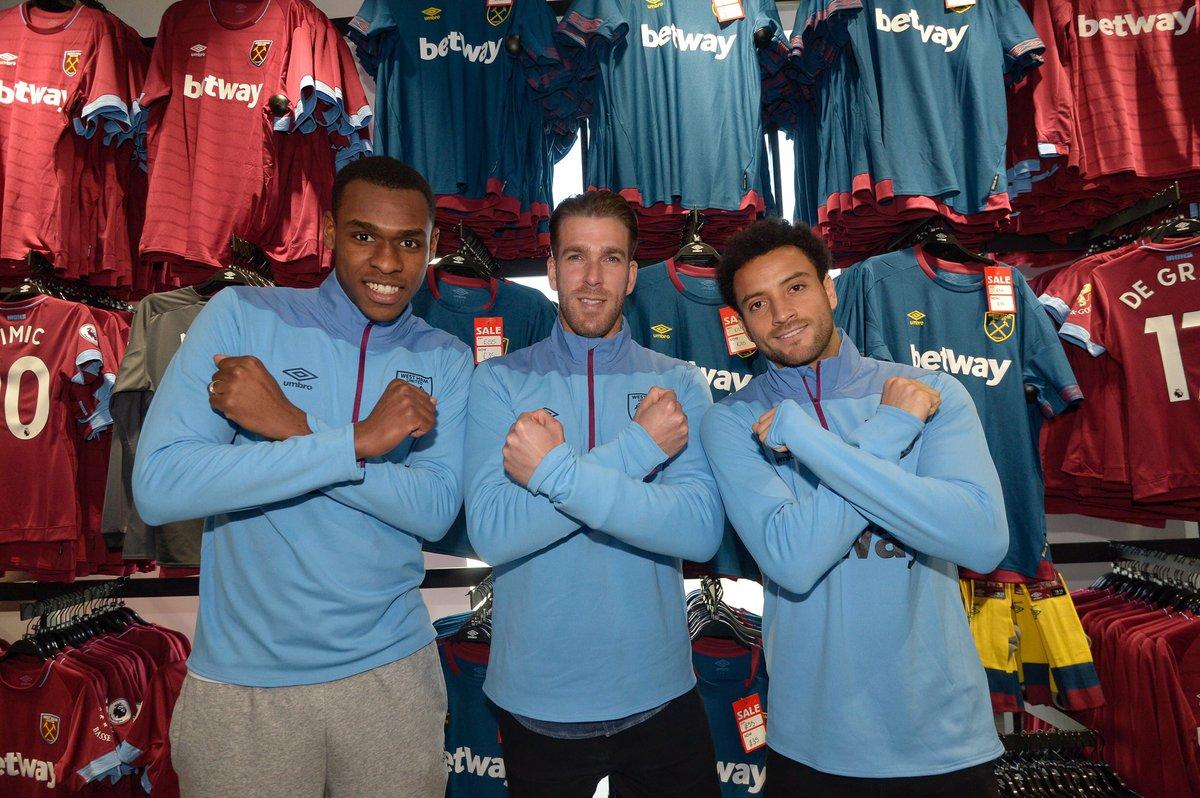 West Ham United @WestHamUtd