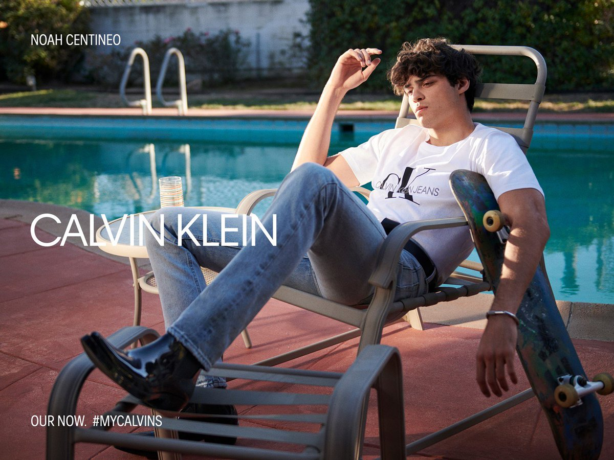 To launch the Spring 2019 collections of both jeans and underwear, @CalvinKlein has brought back campaign veterans @asvpxrocky and @KendallJenner, with @ShawnMendes and @noahcent making their CK debuts:  https://t.co/rGstwUSUwt