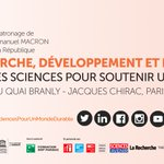 Image for the Tweet beginning: #IRD75ans #SciencesPourUnMondeDurable L'IRD lance les