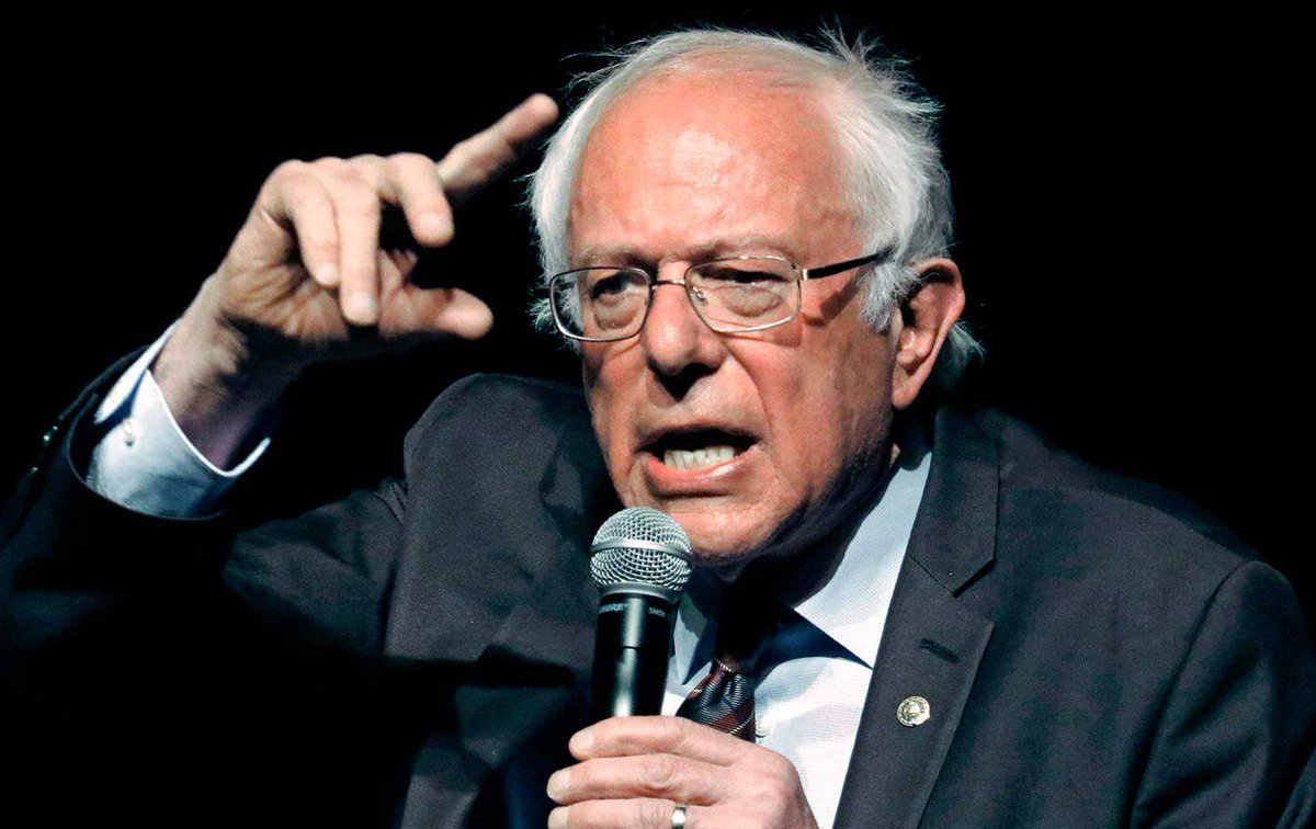 BERNIE SANDERS just announced his 2020 presidential candidacy - More on this #breakingnews at our @WPTV live desk LIVE now!