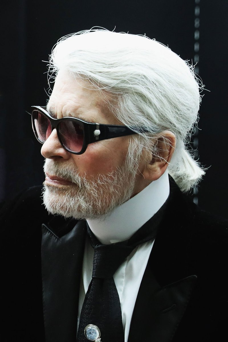 It is with great sadness that we have learnt of the death of Karl Lagerfeld, the legendary maestro of fashion. His life and work has shaped the entire industry and the wider culture. Karl Lagerfeld, rest in peace. 10/09/33 - 19/02/19
