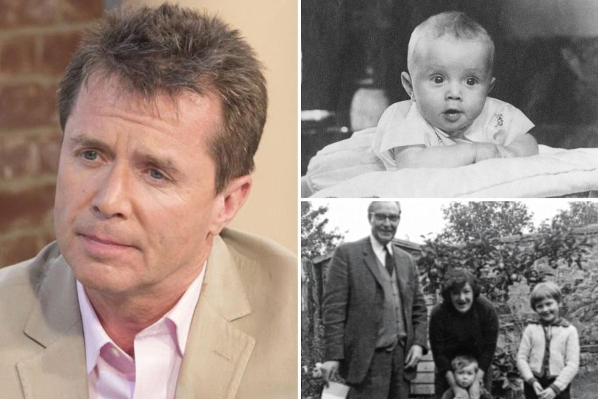 Scots presenter Nicky Campbell faces 'nagging sense of rejection' from being adopted while filming show about abandoned kids  https://t.co/2RVK2FXYUg