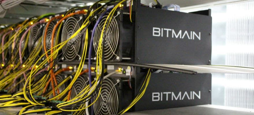 Forgettable quarter - #crypto winter puts massive dent into Bitmain's financial https://t.co/Bfs7iKwtEA