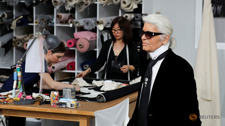 Fashion designer Karl Lagerfeld dies aged 85: French media https://cna.asia/2EiLIpA