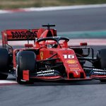 Image for the Tweet beginning: #Fórmula1 @Charles_Leclerc continúa con la