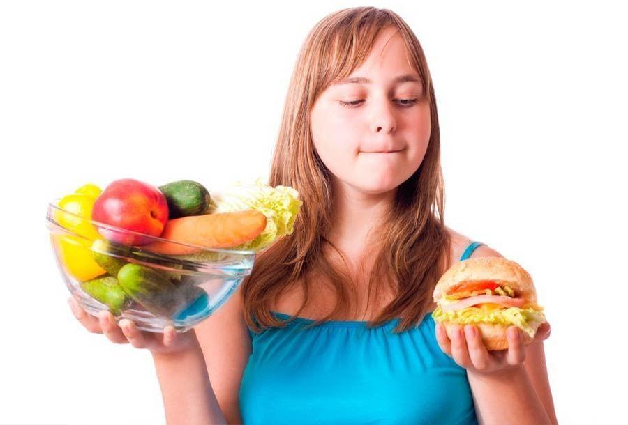 Похудения Подростков Без Вреда. Диета для подростков