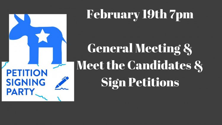 #civicaction #philly #today Montgomery Township PA Democratic Committee General Meeting & Sign Petitions https://philly.civicaction.center/event/montgomery-township-pa-democratic-committee-general-meeting-sign-petitions…