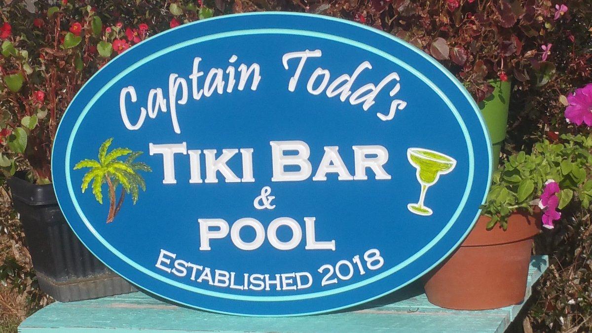 TIKI BAR-POOL PARTY-BEACH HOUSE SIGNS: https://www.etsy.com/shop/greencottagedesign… #PanamaCity #Pensacola #SiestaKey #Flagler #Ormondbeach 🌴⛵️⚓️🏖️🇺🇸🍹🌴🌞