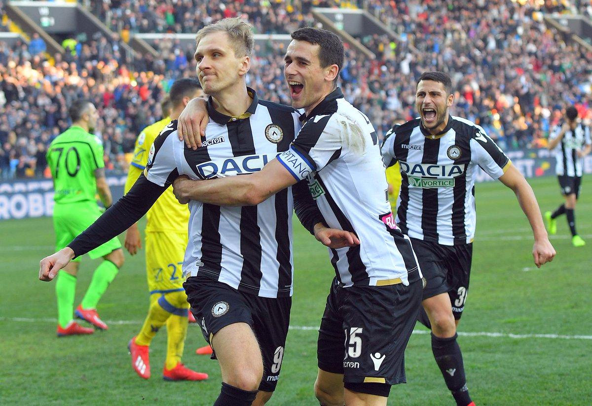 #Udinese, bomber Teodorczyk e quel gol che sa di m...