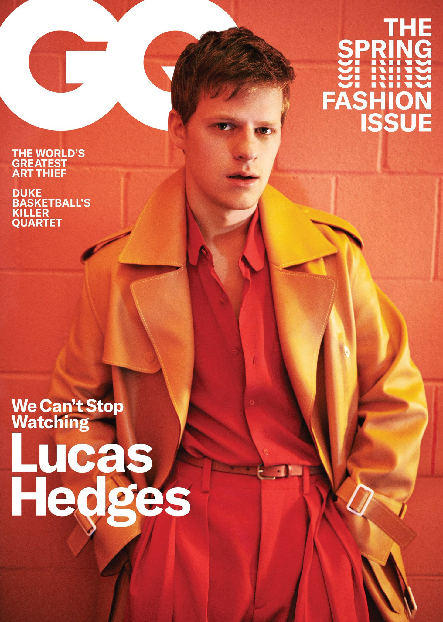 Presenting GQ's newest cover star: Lucas Hedges, photographed by Ryan McGinley https://t.co/Fsje0Qkrq6 https://t.co/DEnyXi9fg5