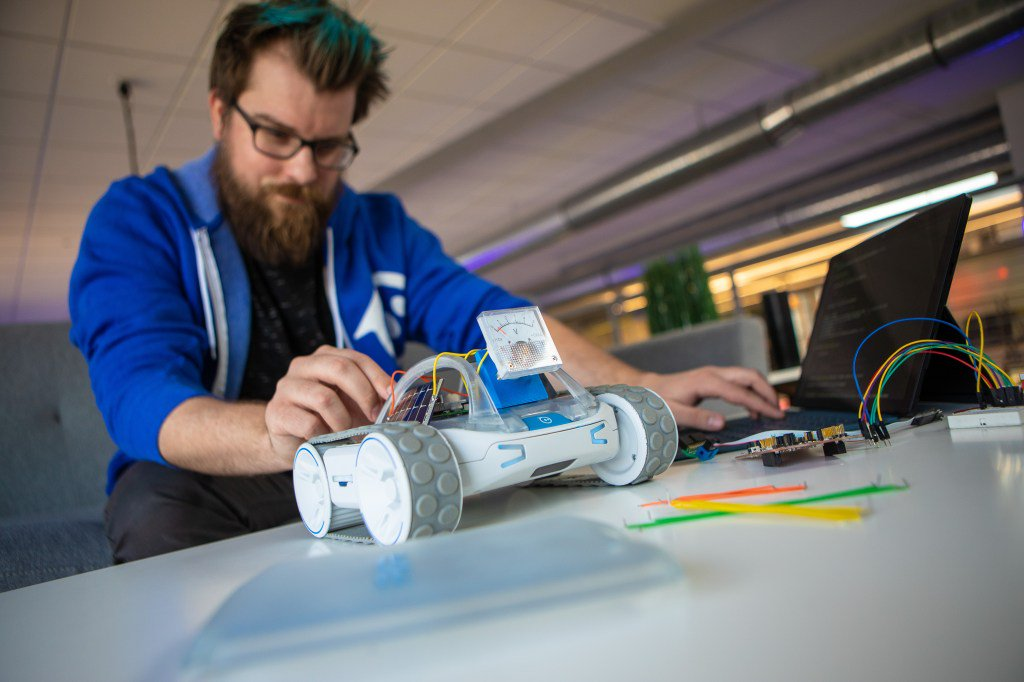 Sphero hits Kickstarter with new RVR robotics platform by @bheater