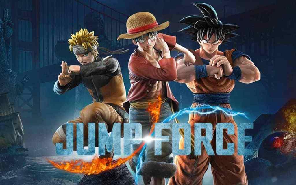 "Rihnogames01 on twitter: ""jump force free download #jumpforce."