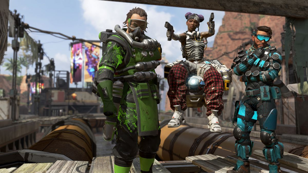 Apex Legends could get gladiatorial 'survival' and player-stealing 'recruit' game modes https://t.co/REKR5hKkA7