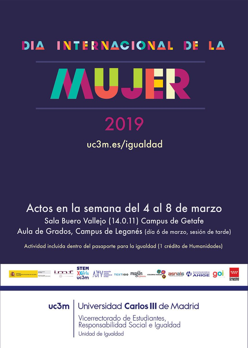 Calendario Uc3m.Delegacion Eps Uc3m Delegacioneps Twitter