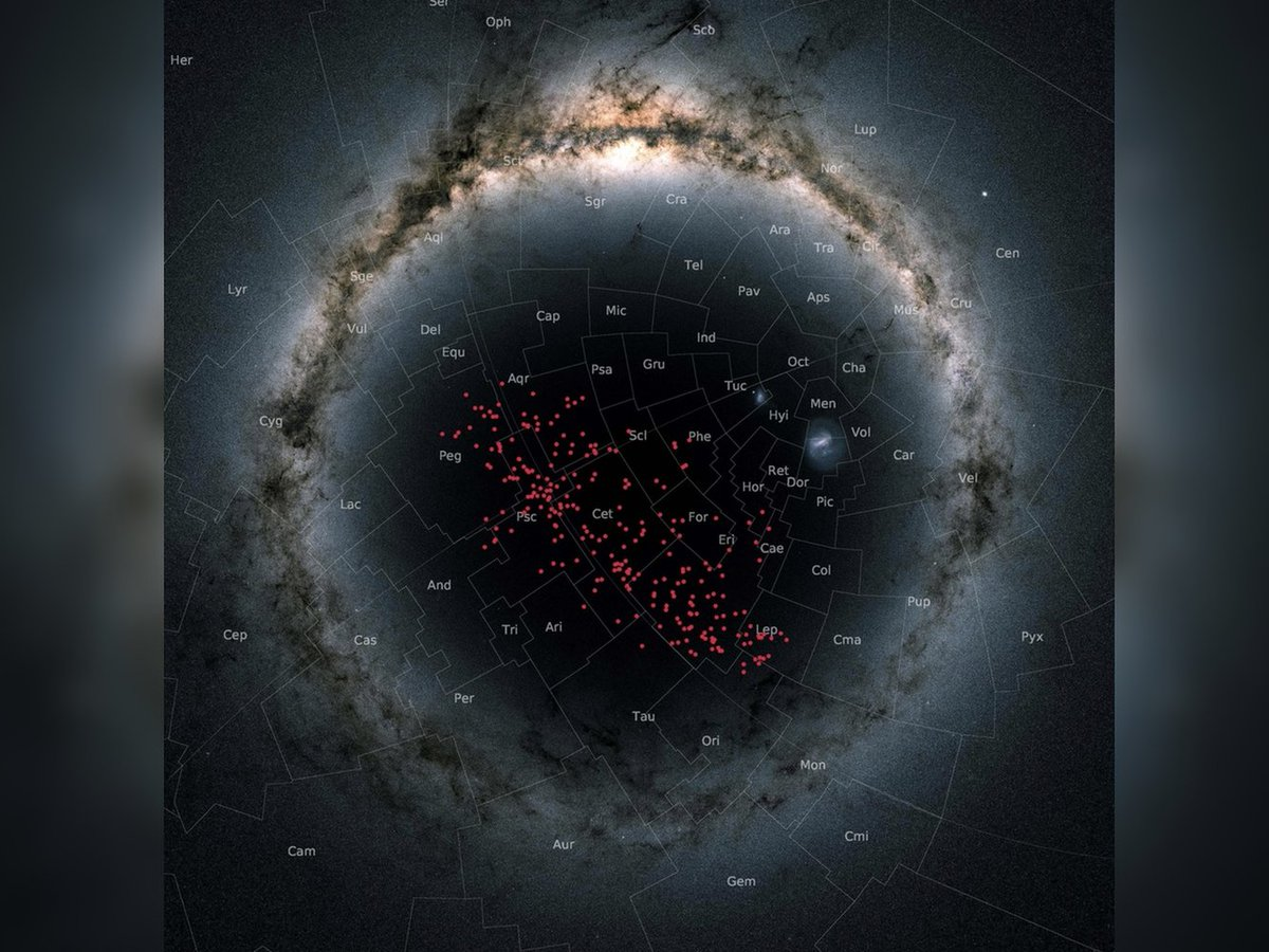 'River of Stars' Streaming Through the Milky Way Was Hiding in Plain Sight for 1 Billion Years  https://t.co/upSDqFpBJw