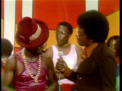 By using only a TV show, tell me how old you are. I am Soul Train years old.