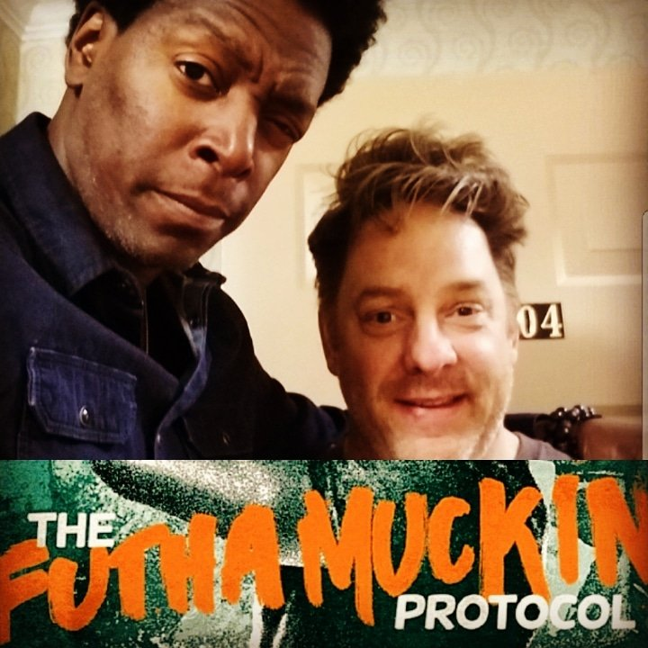 On the new #TheFuthamuckinProtocol #podcast episode, @TheJeffRichards  talks his #SNL audition, their 1st day of work being 9/11 & how comedy changed after the attacks on the #WorldTradeCenter. Available on #iTunes & #SoundCloud or link below: