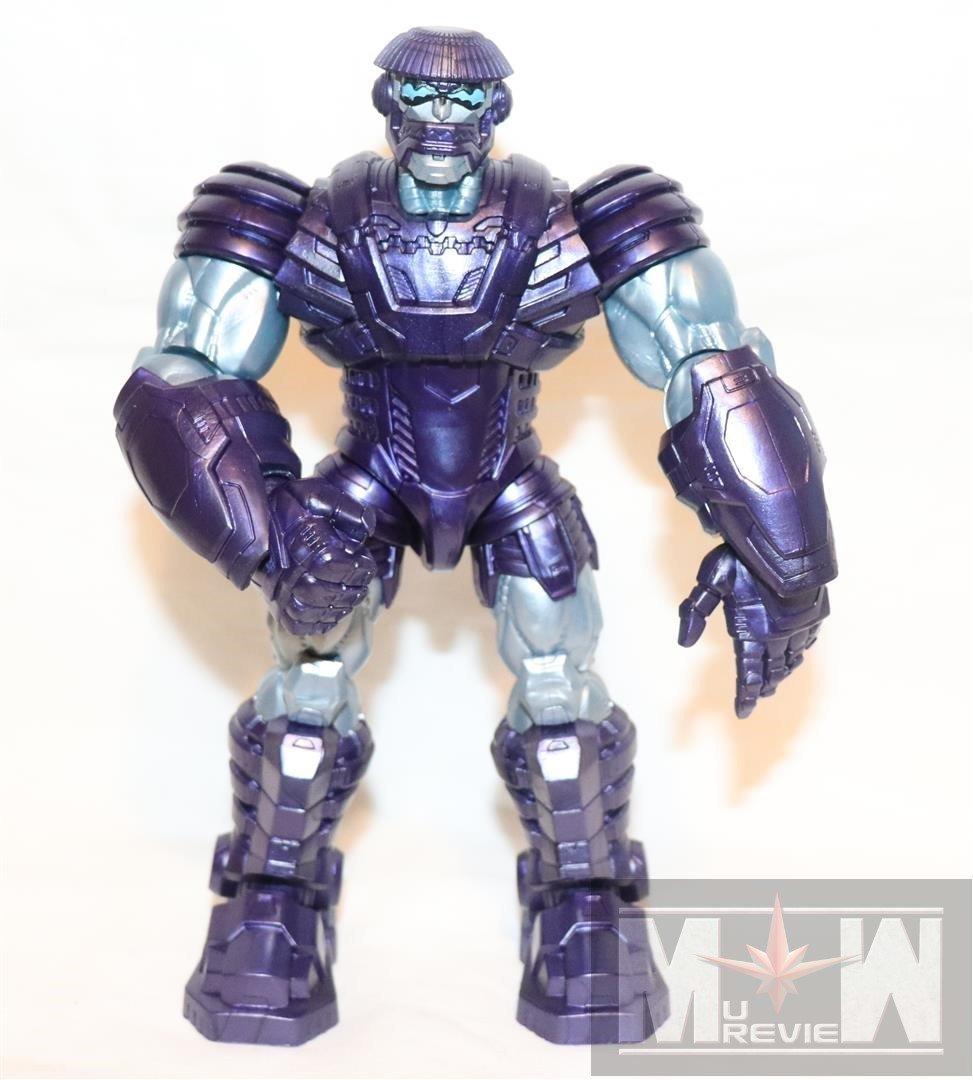 Marvel Legends Talos Skrull from Captain Marvel Kree Sentry Build A Figure Wave