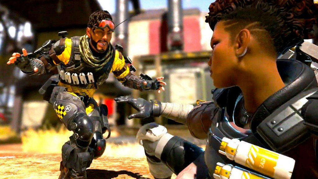 Apex Legends has a new patch. Here's what it does https://t.co/2uZwy2d34F