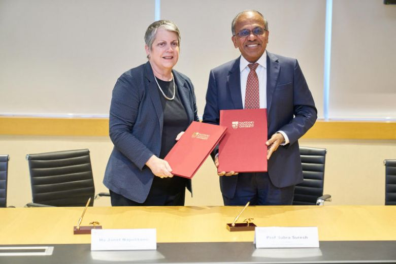 NTU signs MOU with University of California to expand collaboration in research and exchange https://t.co/npTyraFuew