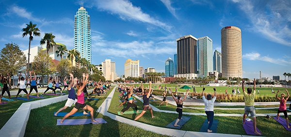 """'In a state which rightly, or wrongly, is often more associated with tanned retirees, Tampa has a young and energetic vibe."""" Check out the rest of @Indo_Travel_ visit to #UnlockTampaBay and discover the treasures that await! @Alofttampa @Uleletampa  https://t.co/sudQtBFaLF"""