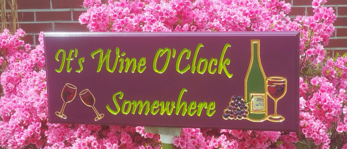 🍇🍇🍇🍷🍷🍷FOR WINE LOVER'S ONLY! https://www.etsy.com/listing/487513975/wine-oclock-somewhere-outdoor-party-sign?ref=shop_home_active_90… OUTDOOR PVC BOARD FOR YOUR BOAT DOCK-DECK-POOL-PATIO-PORCH-VACATION HOUSE & MORE! #winenews #winery #wine #TraverseCity #Seattle
