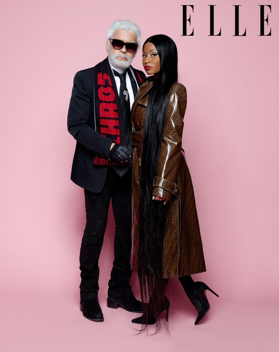 Rest peacefully Karl Lagerfeld 🙏