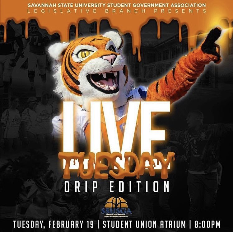 Let's Really Do It For The Culture Tonight ⚡️ #SSU #SSU22 Everyone Flood The U @ 8pm👀🔥