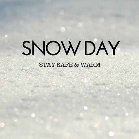 JK! We are closed today for #snow!!!!!!!!!!!!! Enjoy and stay safe! #abqbiopark #zoo #aquarium #botanicgarden
